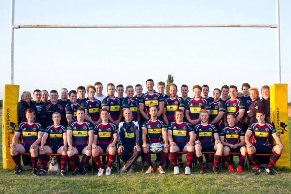 Spalding Rugby Club 2014