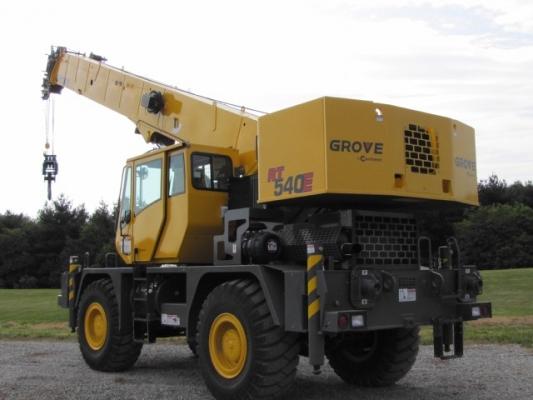 Grove RT for London based Stone Wholesaler