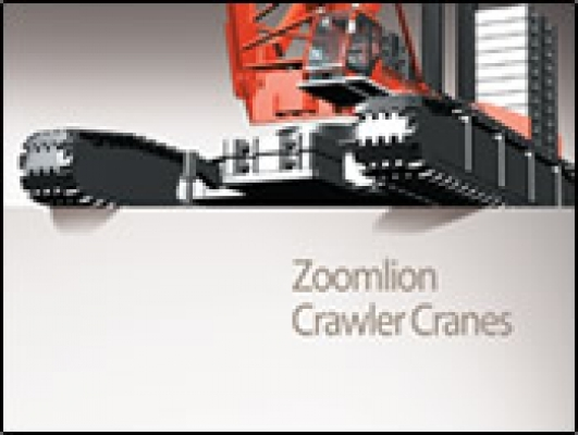Zoomlion Crawler Cranes