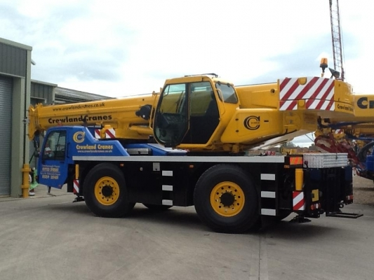 Terex AC35 for Anglia depot