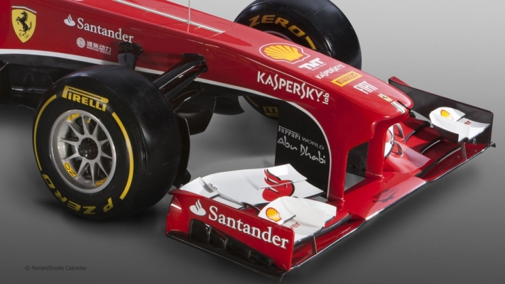 Weichai become the first Ferrari sponsor from China