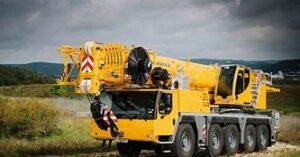 Liebherr LTM1150.5